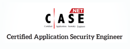 Certified Application Security Engineer (CASE) . Net Training