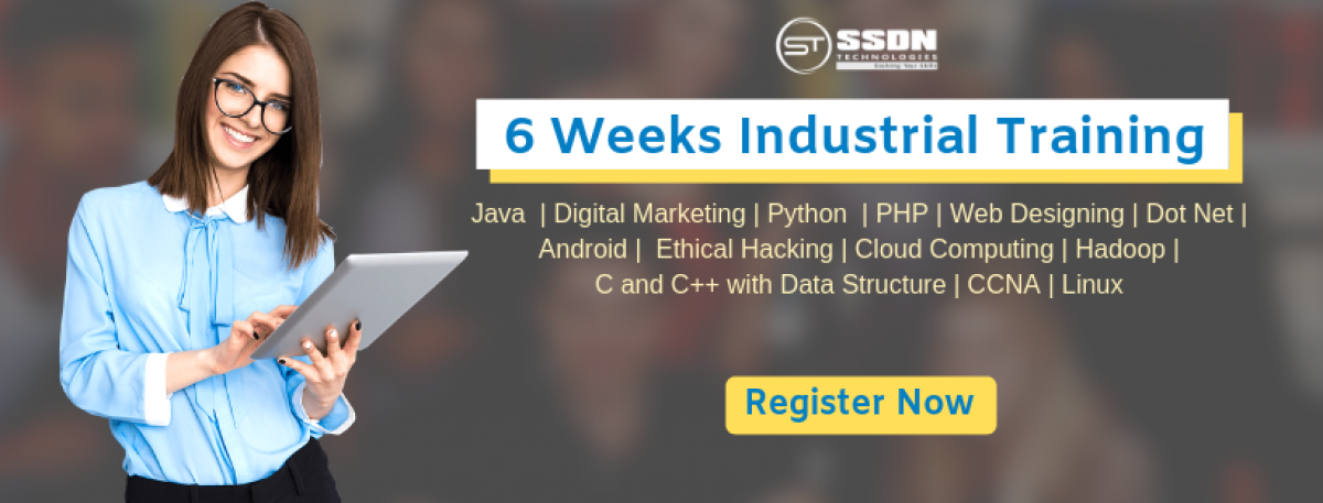 6 weeks industrial training in Gurgaon