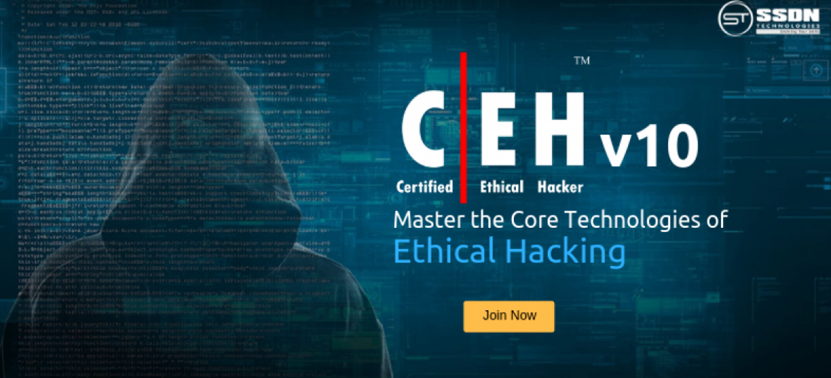 Ethical Hacking Course | CEH v10 Certification Training