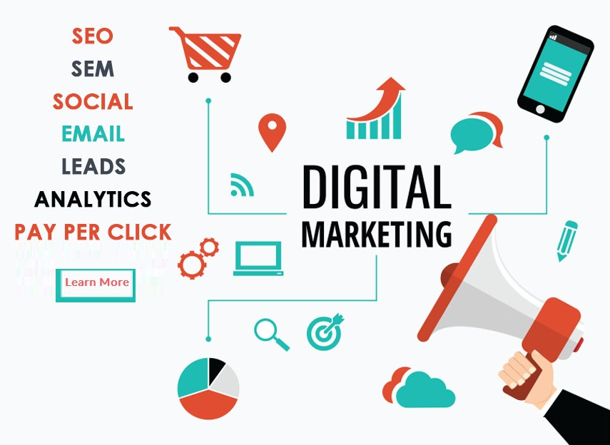 What is Digital-Marketing?