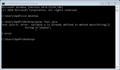 Statically Programming Language
