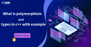 What is polymorphism and types in c++ with example