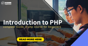 introduction to php - complete Guide of php Course for beginners