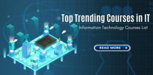 Top Trending Courses in IT