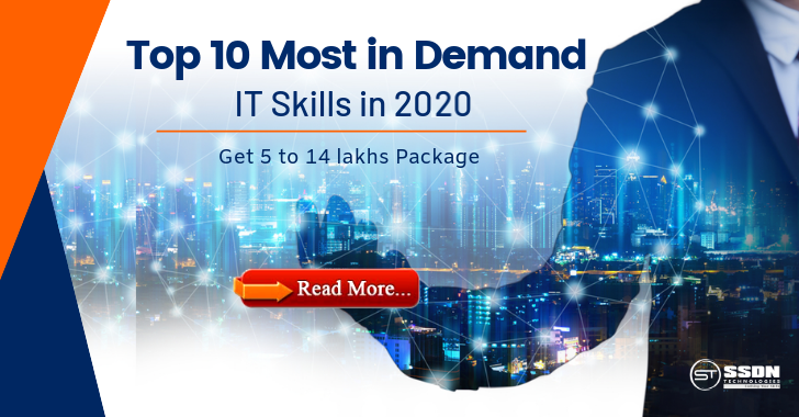 Top IT Skills in 2020