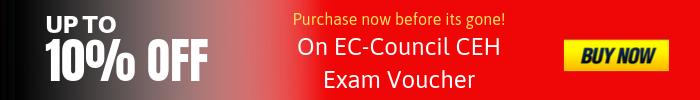 CEH exam voucher