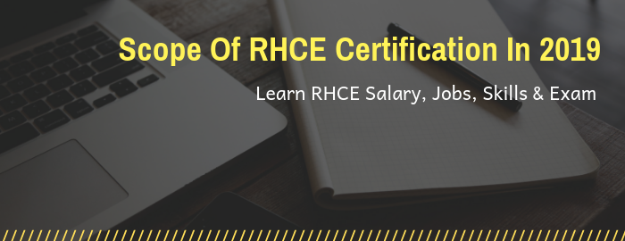 Scope of rhce certification