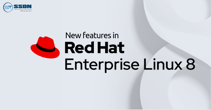 new features in rhel 8