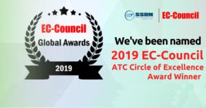 EC- Council ATC Circle of Excellence Award 2019