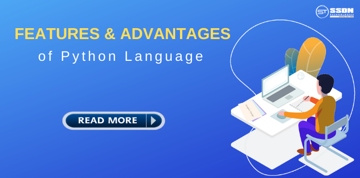 Features & Advantages of python