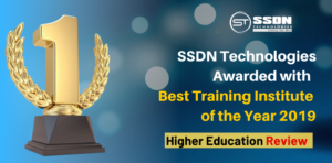 Training Institute of the Year 2019 Award