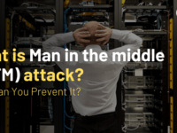 What is Man in the middle (MITM) attack