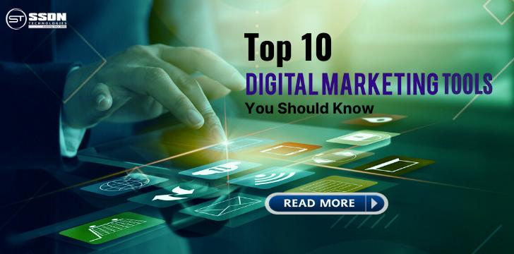 Top Digital Marketing Tools