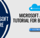 microsoft azure tutorial for beginners