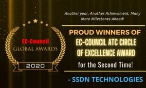 EC-Council ATC Circle of Excellence Award (1)